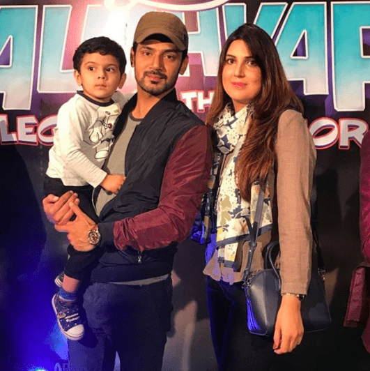 Premier Of Allahyar And Legend Of Markhor In Pictures