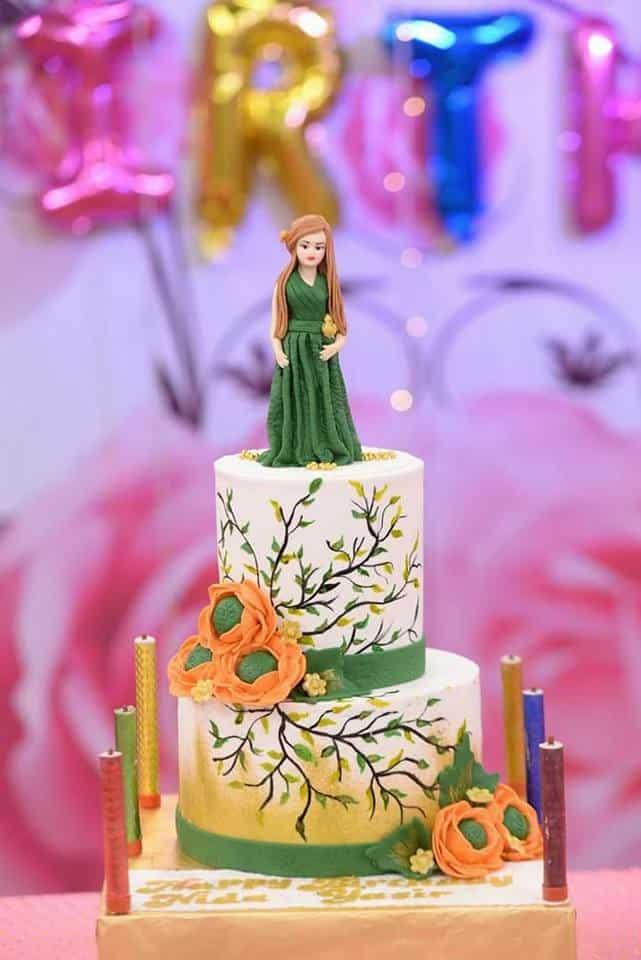 Nida Yasir Celebrates Her 45th Birthday In Style Reviewit Pk