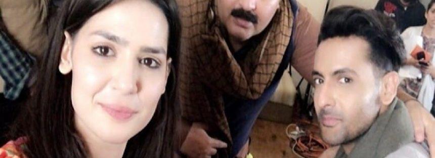 Mohib Mirza And Madiha Imam To Share Screen !!