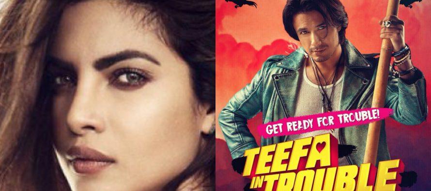 Priyanka Chopra Supports Ali Zafar's 'Teefa In Trouble'