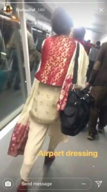 Freiha Altaf Outrageously Ridiculed People On Their Clothes!