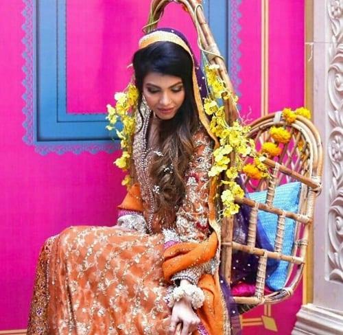 Sonya Hussyn's Sister's Star-Studded Dholki!
