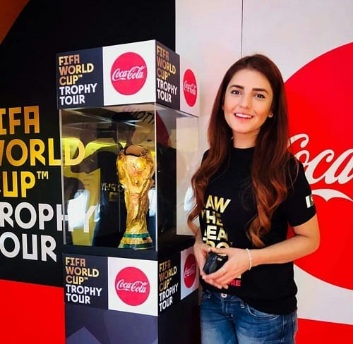 FIFA Trophy Comes To Pakistan!