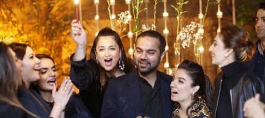Faraz Manan's Birthday Bash