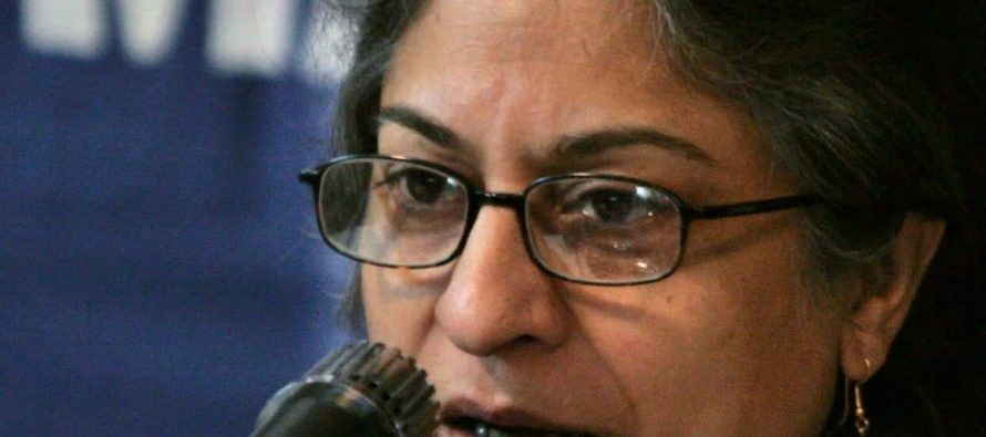 Asma Jahangir Is No More!