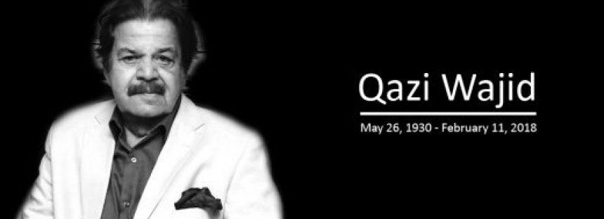Celebrities Remember Qazi Wajid