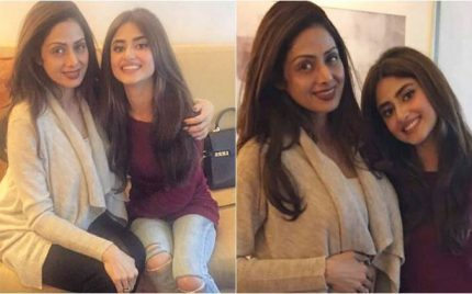 """""""Lost my mom again."""" Sajal Aly"""