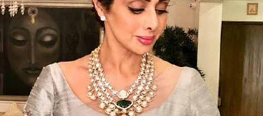 """Sridevi Died Of """"Accidental Drowning"""""""