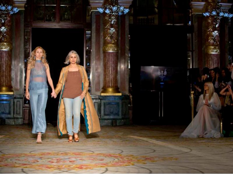 Pakistani Designer Yasmeen Jiwa Shines At Paris Fashion Week