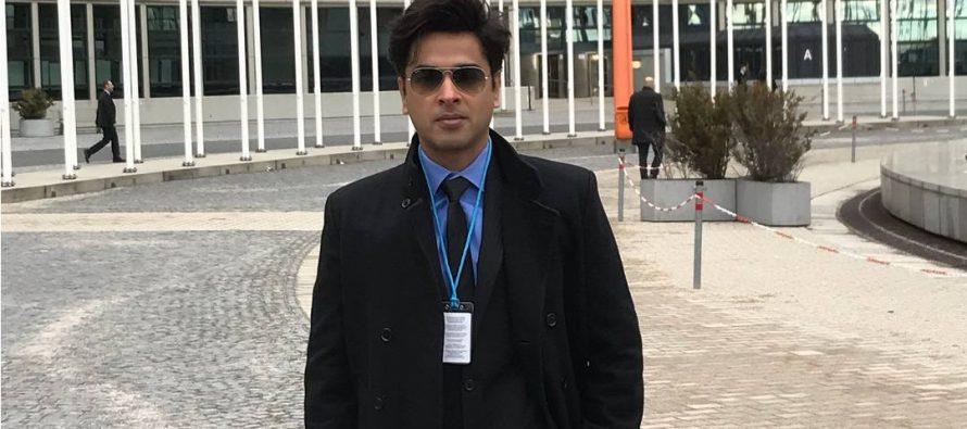 Shehzad Roy To Be Awarded Sitara-e-Imtiaz