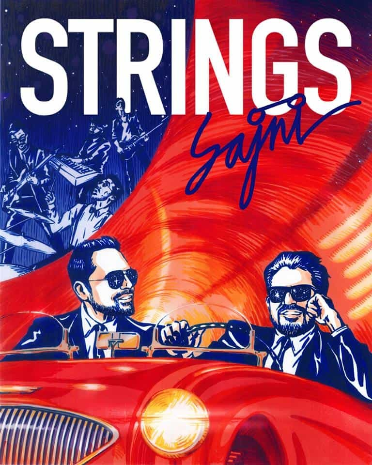 Strings Mark 30 Years Of Band With 'Sajni'