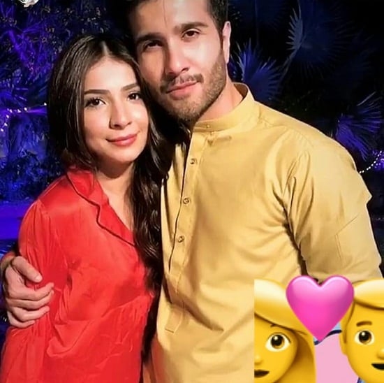 Feroze Khan's Mayoun Pictures!