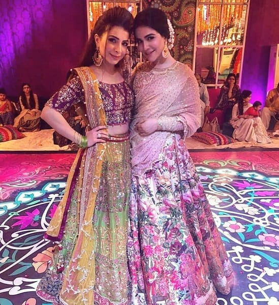 Feroze Khan's Star-Studded Mehendi Pictures!