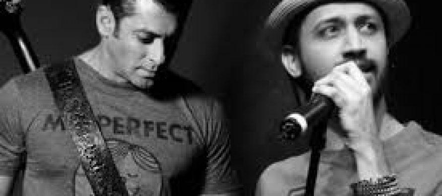 Salman Khan Wants Atif Aslam To sing For Race 3!