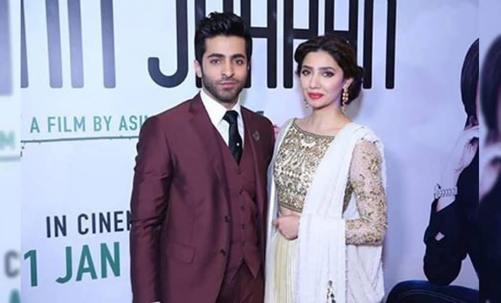 Mahira Khan And Shehryar Munawar In Another Project!