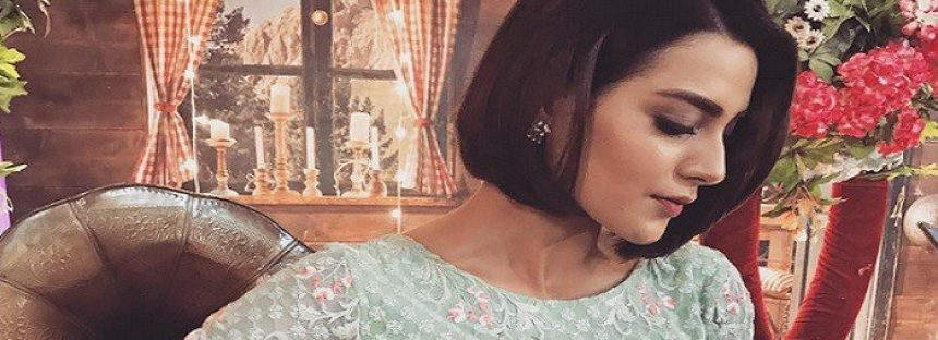 Iqra Aziz Is Not Taking Any Judgments On Her Hair!