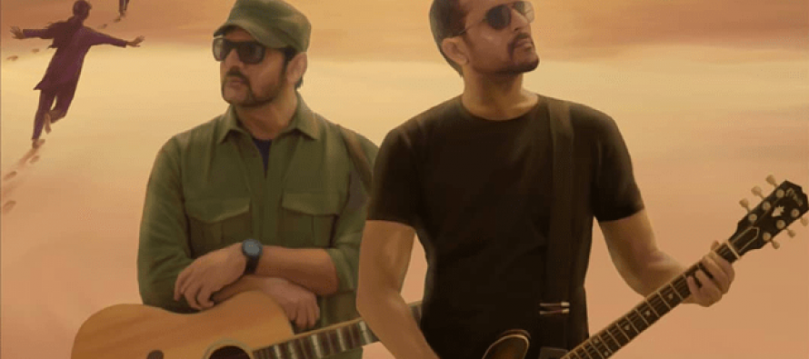 Strings Hit Again With 'Urr Jaoon'