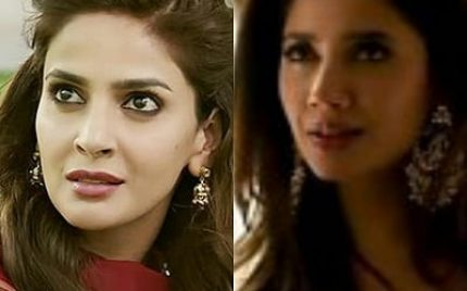 Saba Qamar Takes A Dig At Mahira Khan!
