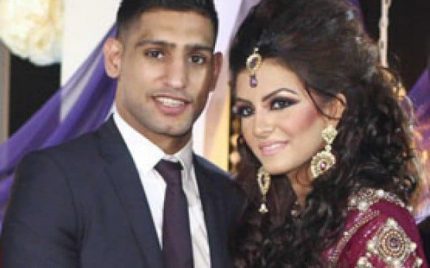 Amir Khan And Faryal Makhdoom Welcome Baby Girl!