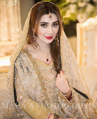 Ayesha Khan's Walima!