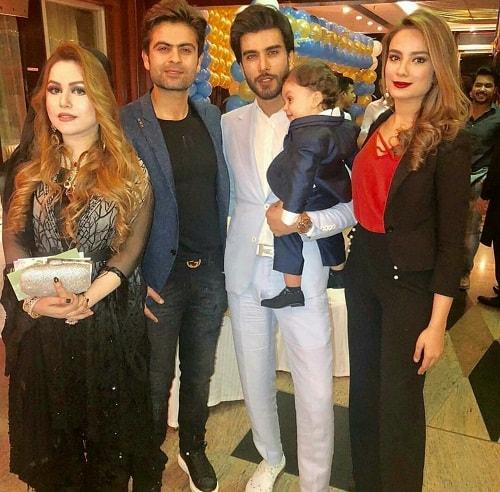 Ahmed Shahzad's Son's Star-Studded Birthday!