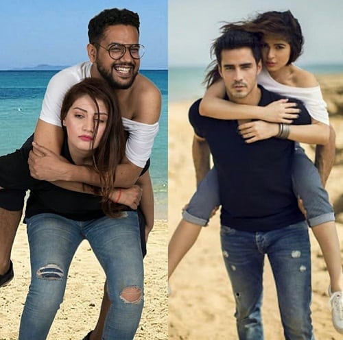 Ali Gul Pir Recreated Hilarious Pictures Inspired By Viral Shots!