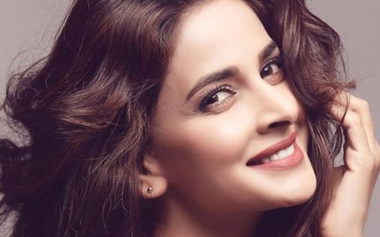Saba Qamar's Latest Shoot!