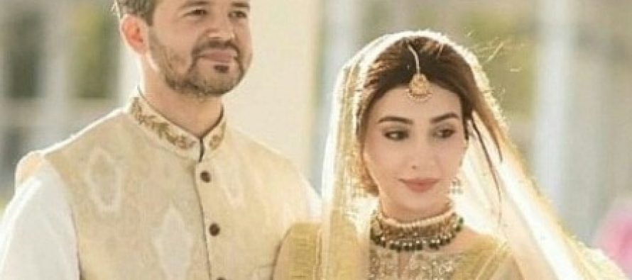 Ayesha Khan And Major Uqbah Got Nikkahfied!