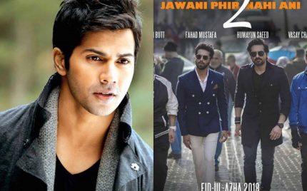 Varun Dhawan Gives JPNA 2 A Shout Out