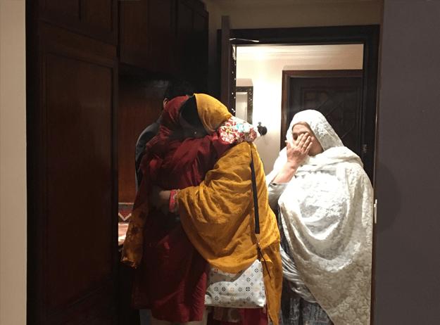 Malala's Return Home