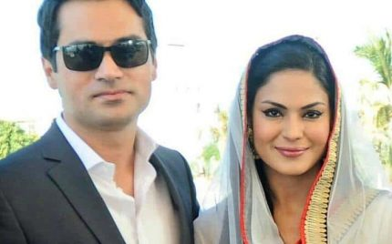 Veena Malik Opens Up About Her Possible Divorce