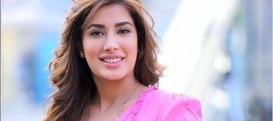 Mehwish Hayat Records A Punjabi Solo Song!