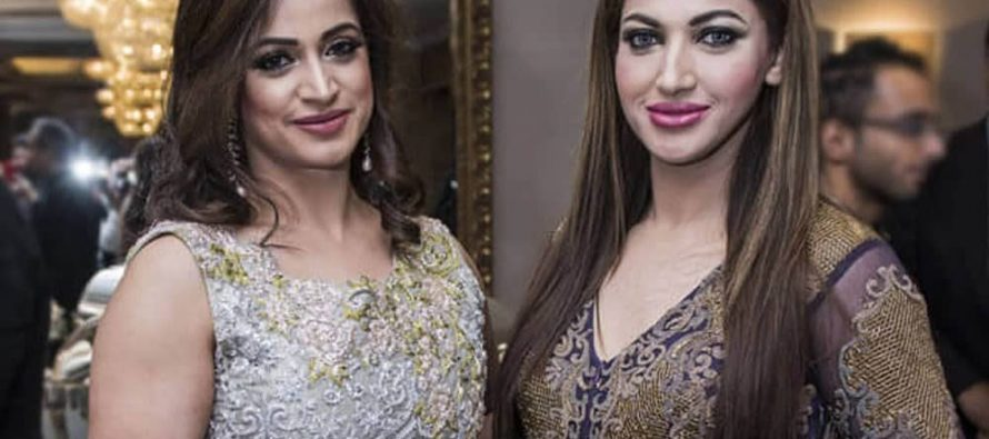 Something Is Fishy Between Sana Fakhr And Noor Bukhari!