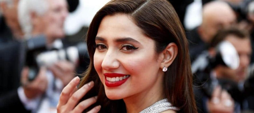 Pakistani Industry All Stary-Eyed On Mahira Khan's Cannes Debut!