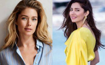 Victoria's Secret Model Doutzen Kroes Thanks Mahira For Sharing Her Stories