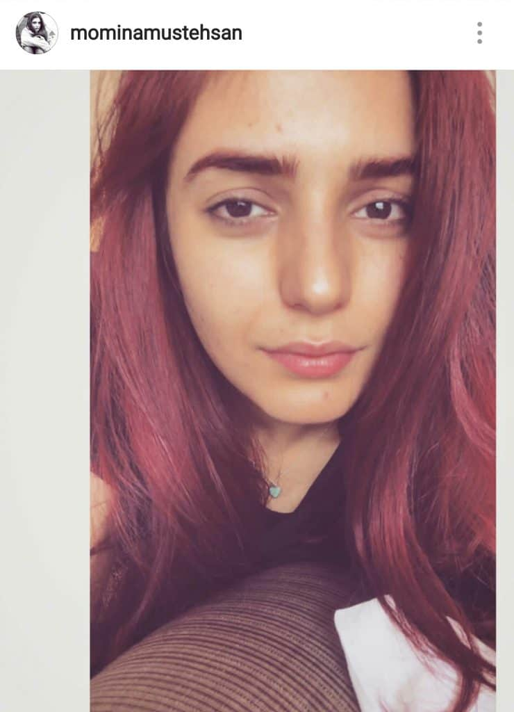 Momina Mustehsan Was Feeling Low!