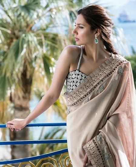 Mahira Khan's Cannes Lookbook!