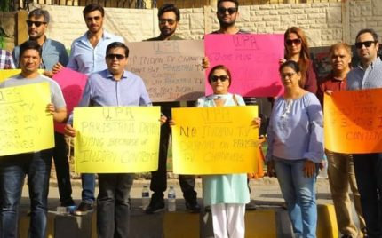 Celebrities Protest Against Foreign Content!