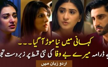 Mere Bewafa Episode 13 Full Story Review | Audio Review