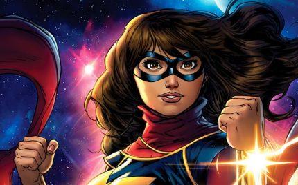 Marvel's Pakistani-American Muslim Teenage Hero Miss Marvel To Join MCU