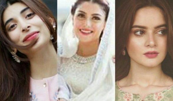 Celebrities On Eid ul Fitr 2018!