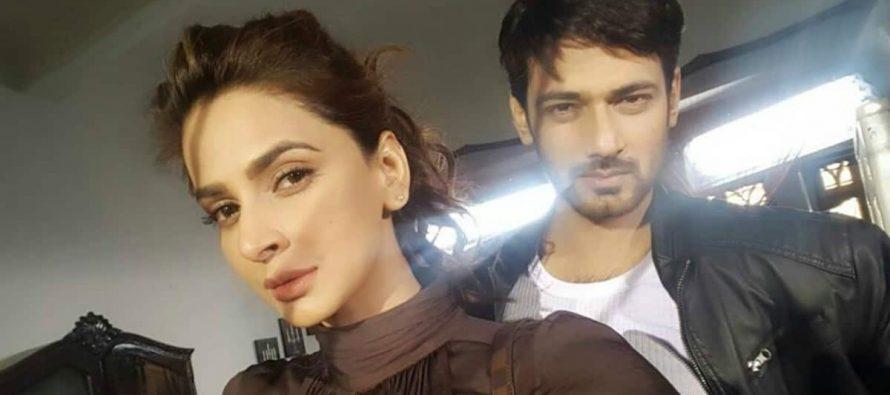 Saba Qamar And Zahid Ahmed To Star In A Telefilm!