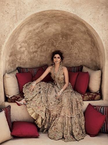 Fawad Khan And Mahira Khan's Shoot For Brides Today!