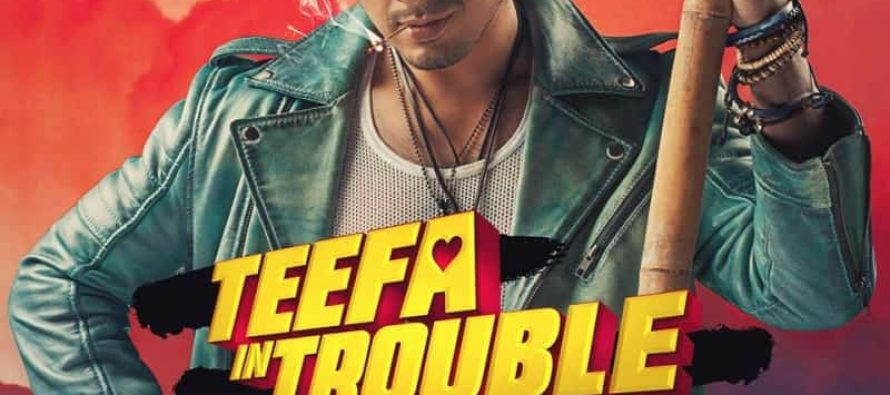 Teefa In Trouble's Non-Item Number Trending On Number 1!
