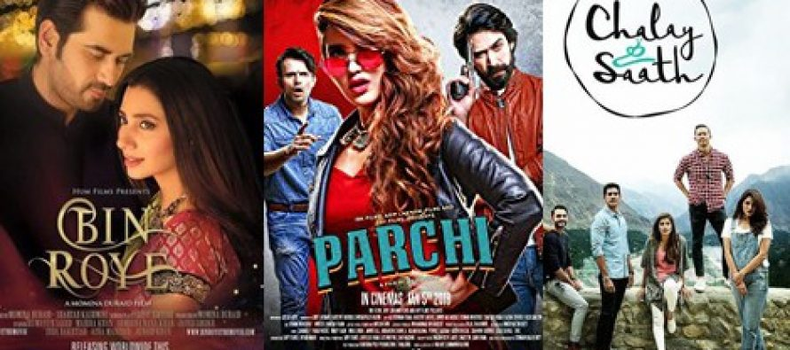 Five Pakistani Films Being Screened At SCO Film Festival In China