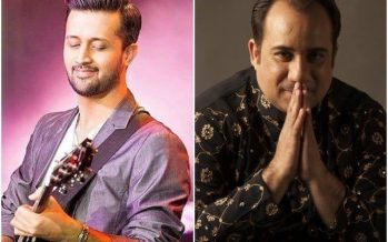 Rahat Fateh Ali Khan & Atif Aslam Team Up For 'Namaste England' Soundtrack