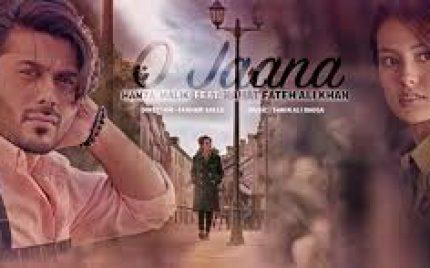 Hamza Malik Releases O Jaana Featuring Iqra Aziz!