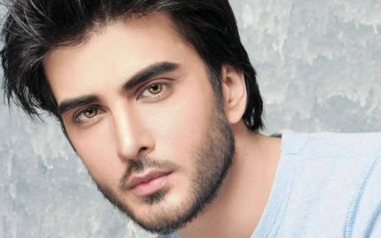 Imran Abbas Supports HUM Awards!
