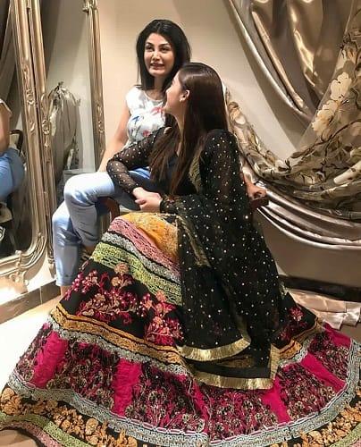 Wedding Bells For Aiman Khan And Muneeb Butt!