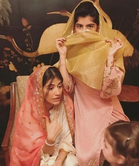Syra And Shahroz Perform On A Friend's Wedding!